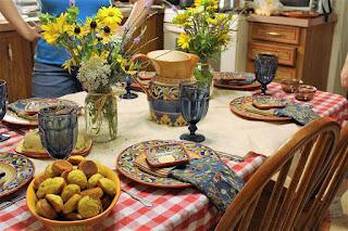 Ten Facts about Deborah - Themed Dinners