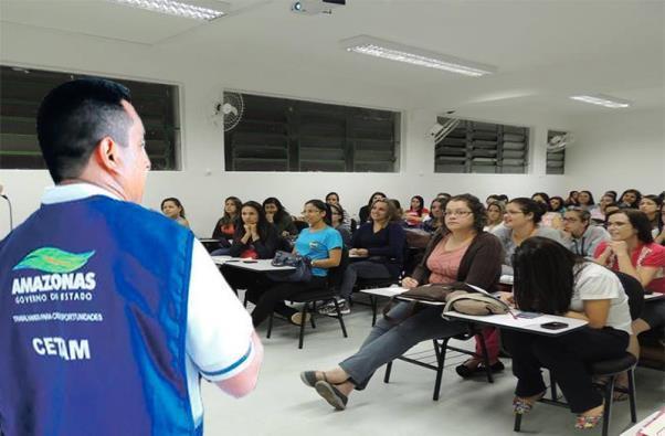 Governo oferta 13.545 vagas de cursos de qualificação profissional na capital