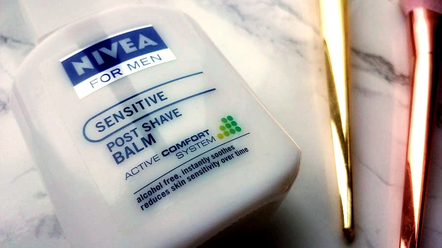 Is nivea post shave balm a good primer, makeup primer review, the style guide blog, NI blog, Irish blog