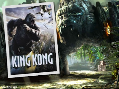 King Kong - Island of Adventure