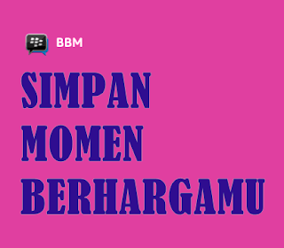 How to enable chat history on BBM Android