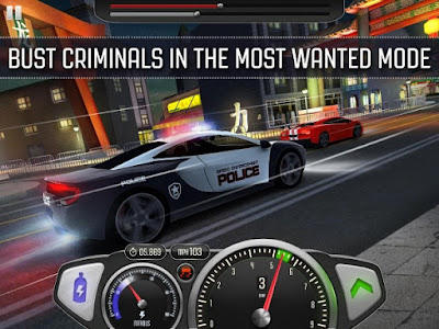 Top Speed: Drag & Fast Racing v1.2 Apk+Mod (Mod Money)