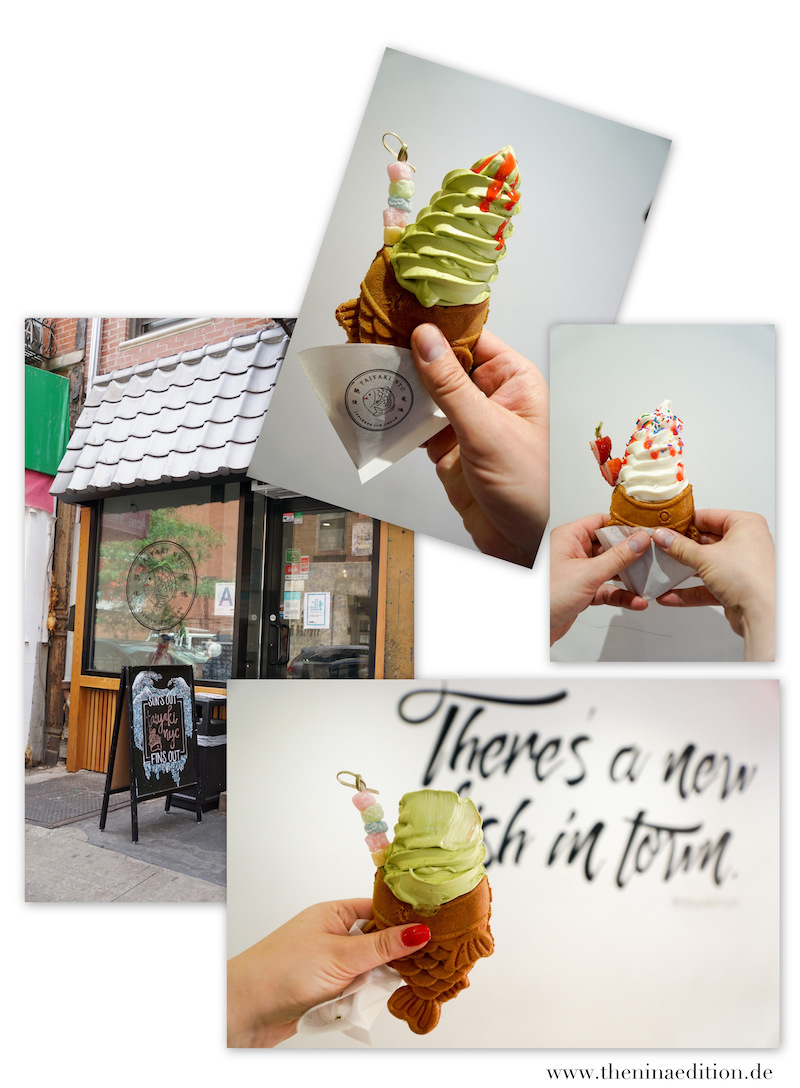 New York City Taiyaki