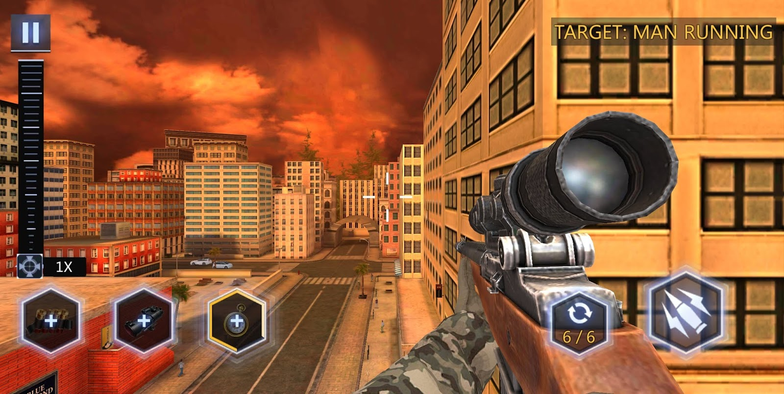 Sniper 3D Strike Assassin Ops Mod Apk 2 2 5 Unlimited Money