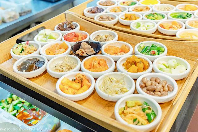 MG 1511 - 熱血採訪│台中老字號韓式料理,多達近80種韓式料理任你挑,還有50種小菜讓你吃到飽!