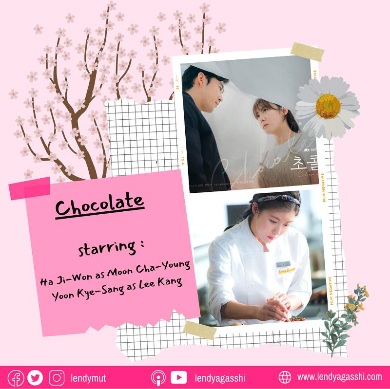 Review dan sinopsis Drama Chocolate (2019)