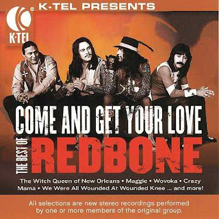 Come And Get Your Love by Redbone (1974)