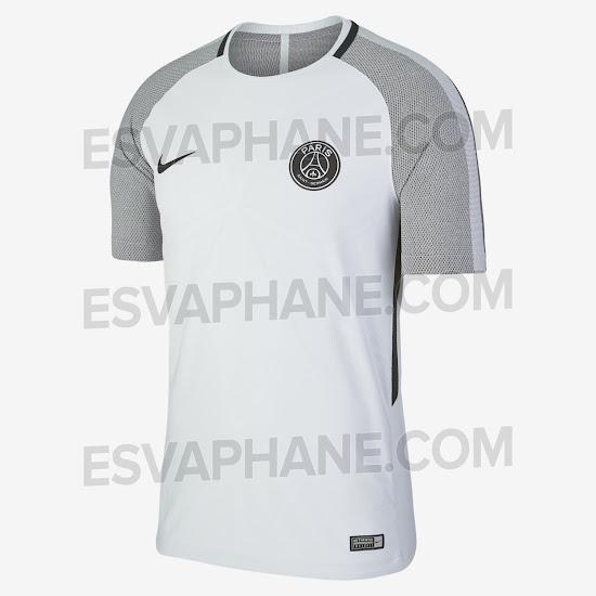 on wholesale best authentic lowest discount Fuite de la collection Nike Paris Saint-Germain Champions ...
