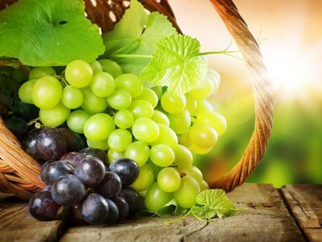 8 Manfaat Buah Anggur Bagi Kesehatan Tubuh