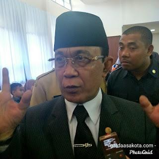 Dorong Ahda Maju Pilkada Kota Mataram, Ahyar Abduh:  Politik Itu Harus Realistis