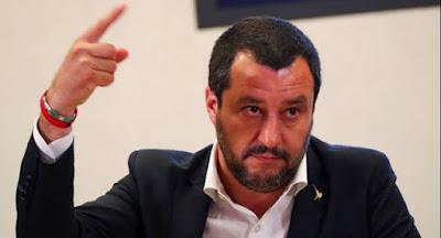 Ιταλική κυβέρνηση: «Όποιος μπαίνει σε ξένα σπίτια, για να κλέψει, να βιάσει ή να σκοτώσει αποδέχεται τις συνέπειες». ΣΤΗΝ ΕΛΛΑΔΑ ;