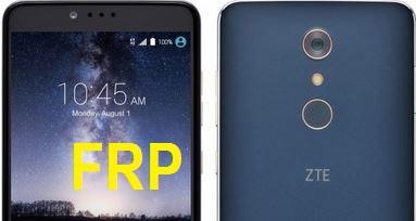 ZTE ZMax Z981 FRP Bypass