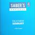كتاب SABER'S HANDBOOK Treatment Summary - المختصر المفيد في علاج الحالات المختلفة