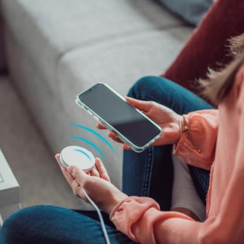 Série Hama MagLine otimiza o carregamento sem fios de iPhones em casa ou em movimento