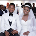 See photos from Ogenyi Onazi's white wedding in Lagos