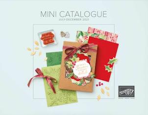 August - Dec Mini Catalogue