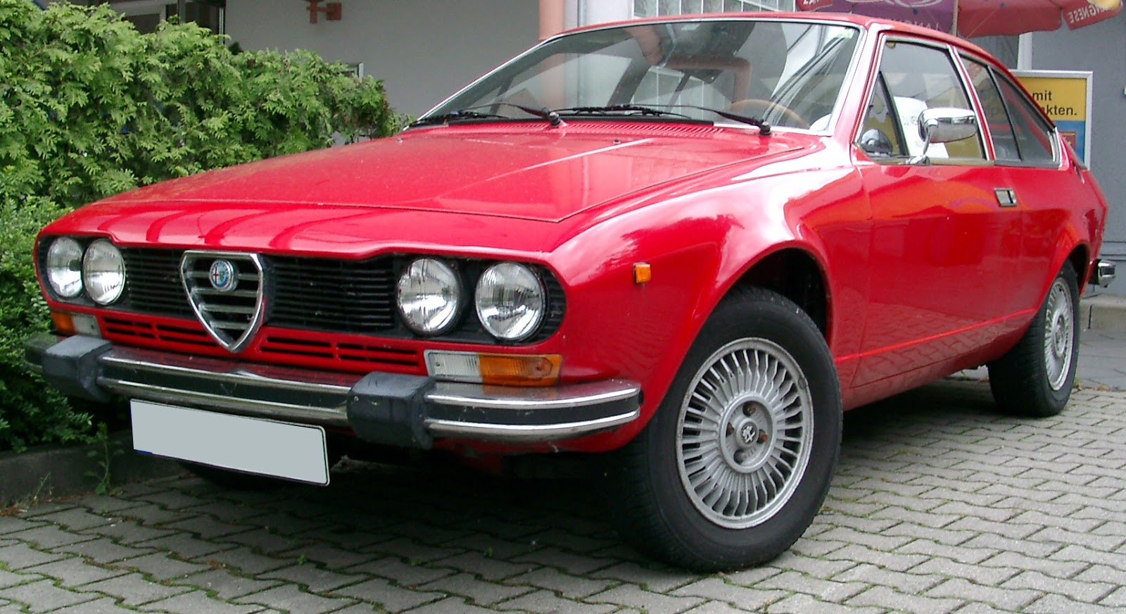 Greatest Cars: Alfa Romeo GTV