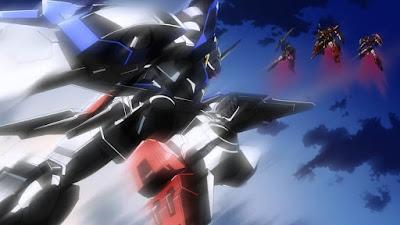 Mobile Suit Gundam 00 Episode 18 Subtitle Indonesia