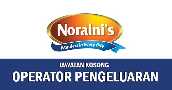 Jawatan Kosong di Noraini Cookies Worldwide Sdn Bhd
