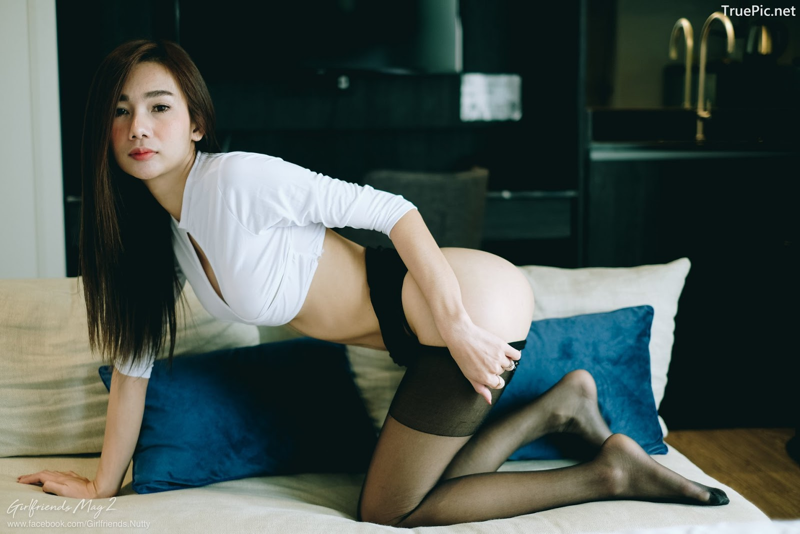Image Thailand Model - Tadsanapon Kampan - WFH (Work from Hotel) - TruePic.net - Picture-2
