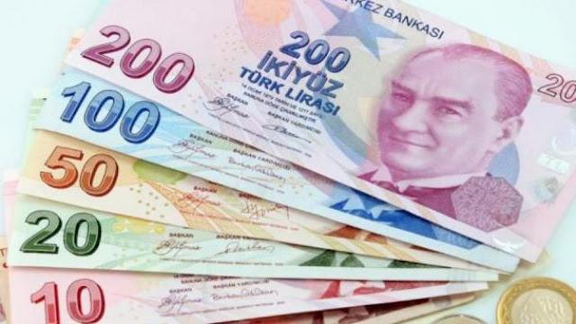 سعر تصريف الليرة التركية 27.5.2020