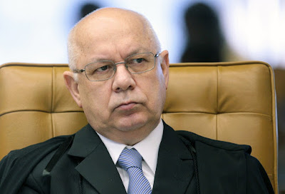 Ministro do STF Teori Zavascki - Blog do Asno