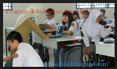 (Download) Program Administrasi SMA/MA Kurikulum 2013 - Info Dokumen Paud