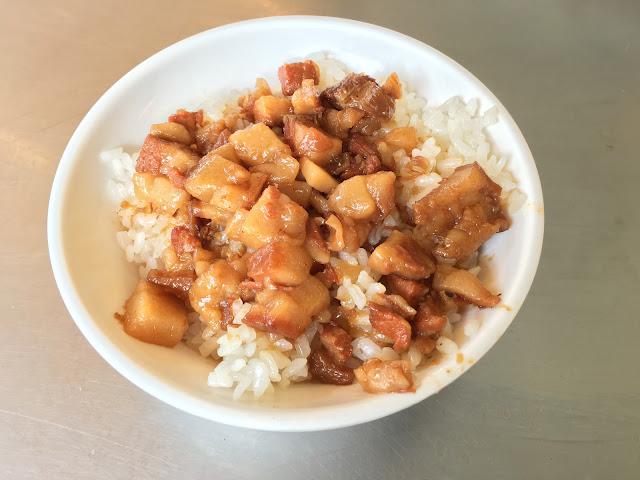 好吃的爌肉飯.陳家莊魯肉飯|土城|魯肉飯