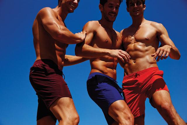 Cách chọn mua quần bơi phù hợp cho nam giới
