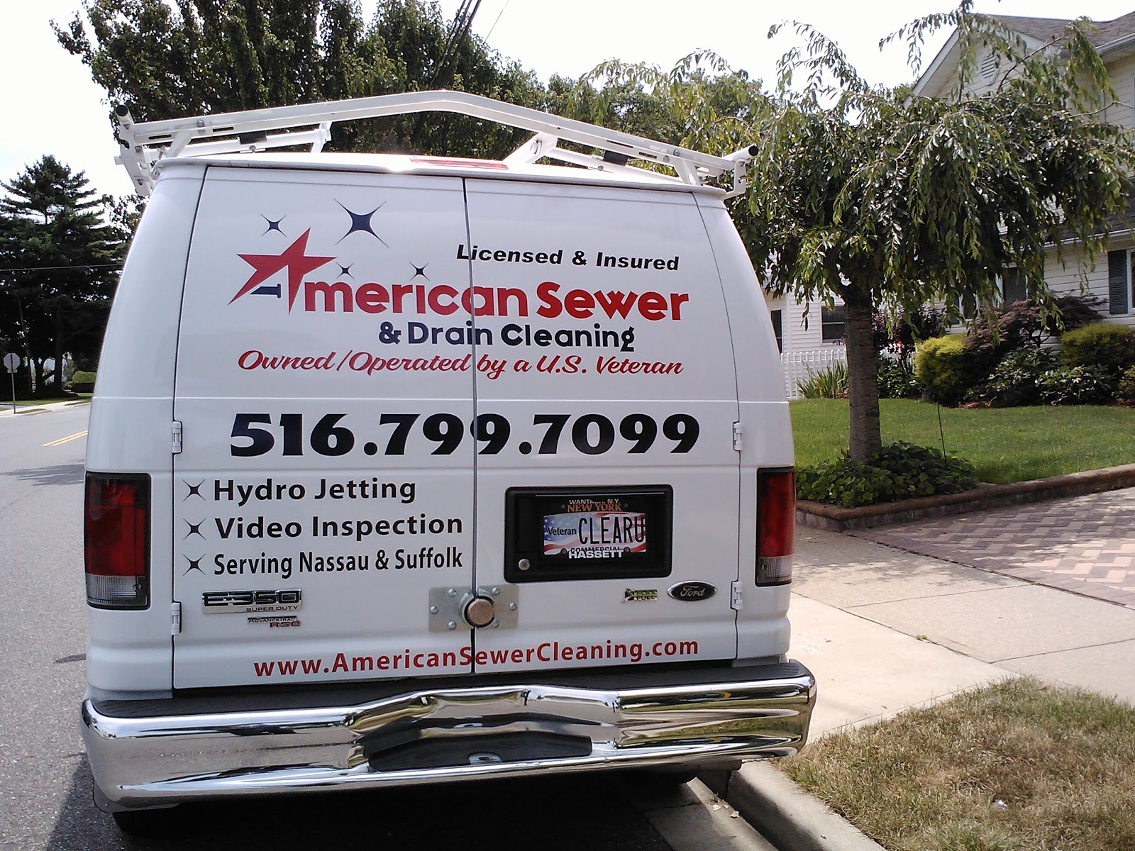 American Sewer And Drain Cleaning Inc Sewer Camera