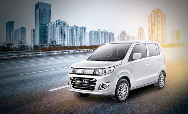 Suzuki Karimun Wagon R type GA w/ Airbag