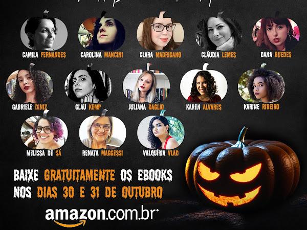 Dicas de Leitura: 13 autoras disponibilizam gratuitamente seus e-books no Halloween