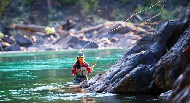 Tips Mencari Spot Mancing di Sungai