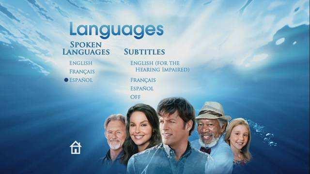 Dolphin Tale [Winter el Delfín] 2011 DVDR Menu Full Español Latino NTSC ISO Descargar