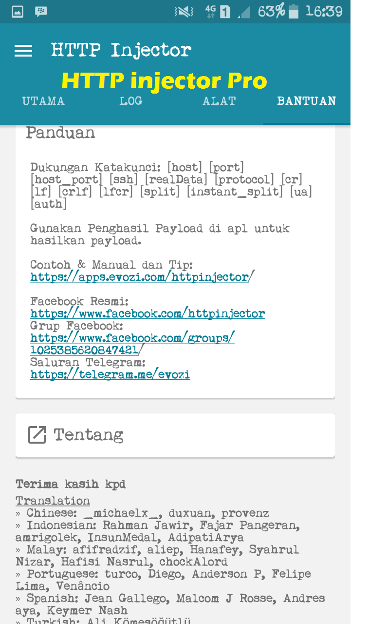 download http injector versi pro apk