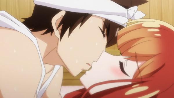 Araiya-san!: Ore to Aitsu ga Onnayu de!?: Temporada 1 Episódio 7