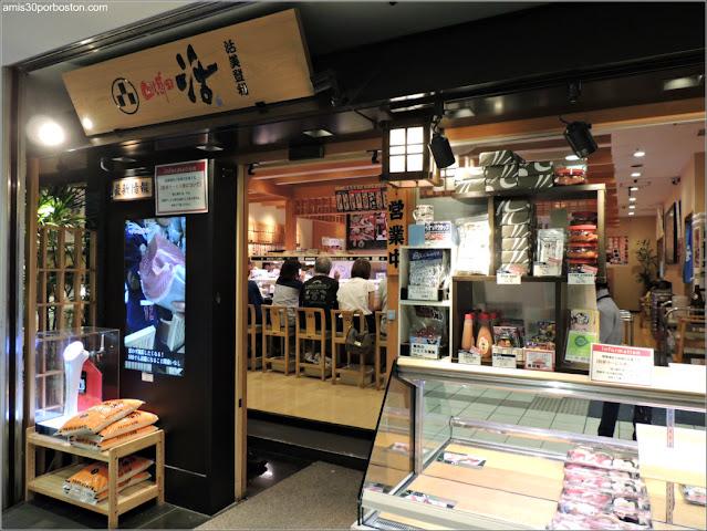 Katsu Midori, Tokio
