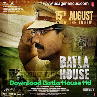 Batla House Full Movie Download Filmywap Pagalworld Filmyzilla 720p 480p 300mb Hd