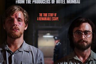 Escape from Pretoria international poster