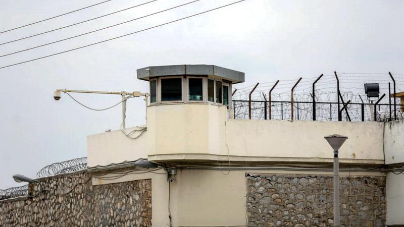 Ανακοίνωση των Εξωτερικών Φρουρών για την απόδραση από τη φυλακή Κορυδαλλού