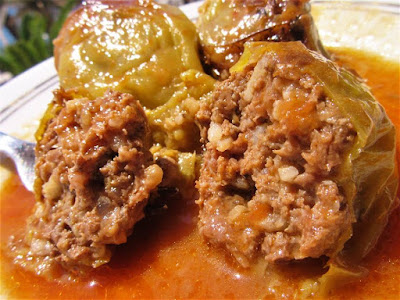 The best stuffed peppers!