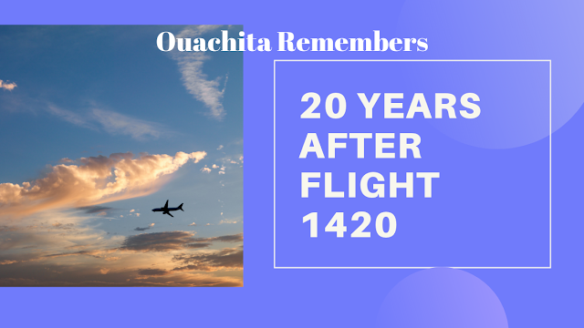 Ouachita Singers return to university campus 20 years after Flight 1420 crash