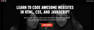 Situs belajar coding gratis Dash General Assembly