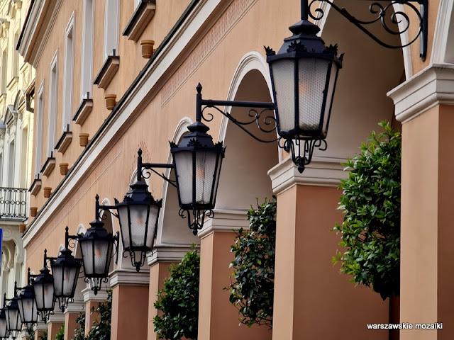 arkady Warszawa Warsaw Nowe Miasto architektura architecture zabytek