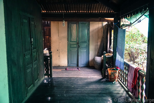 Maison Bun Roerng - Battambang - Cambodge