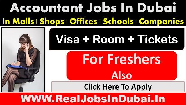 Accountant Jobs In Dubai - UAE