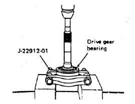 fungsi bearing remover