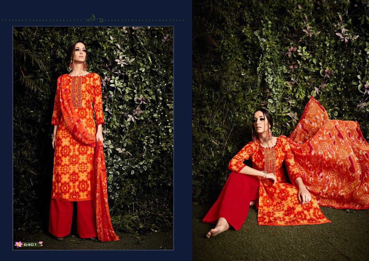 Angel Vol 3 – Cotton Digital Style Printed Salwar Kameez