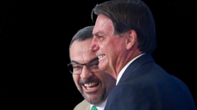 O plano perfeito de Bolsonaro para livrar Weintraub da prisão