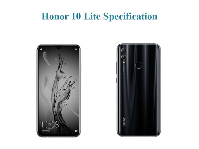 Honor 10 Lite Review : Specification & Price